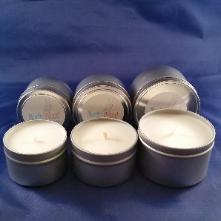 Private Label Candle Tins