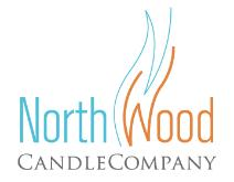 Scented Soy Candles - NorthWood Candle Company logo