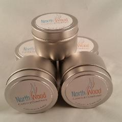 Private Label Soy Candle Tins